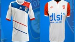 Pourquoi les maillots de Ligue 1 sont-ils aussi