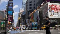 Un homme abattu en plein Times Square par la