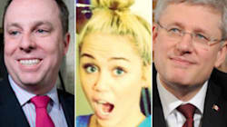 Aide Says Harper's Office Not Fans Of Miley's