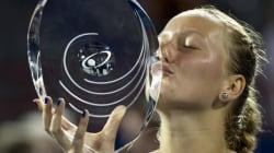 Kvitova s'impose en