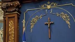 Le crucifix, mais rien d'autre! - Gilles