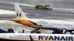 Atterrissages d'urgence de Ryanair: l'Espagne ouvre une