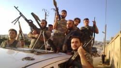 Les rebelles s'attaquent à l'état-major