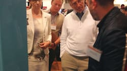 Bill et Melinda Gates se lancent dans les toilettes publiques