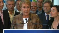 Marois promet de redresser la situation des transports à Montréal