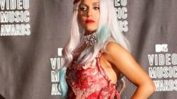 Lady Gaga: sa robe en viande exposée à Washington