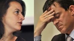 Duflot critique la politique de Valls sur les Roms, Ayrault prend les choses en