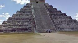 Les pyramides mayas débarquent sur Google Street