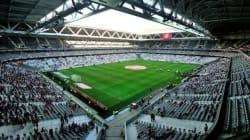 Match nul pour la première du Grand Stade de