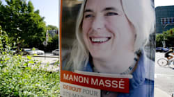 Quebec Politician Rock 'Stache In Campaign