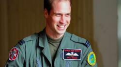 Le Prince William sauve deux filles de la