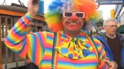 Ce clown détenait l'iPad volé de Steve