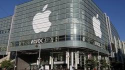 Apple, plus grande capitalisation boursière (ou
