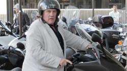 Gérard Depardieu porte plainte contre l'automobiliste qu'il a