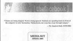 Comment Facebook vendait ses espaces publicitaires deux mois après sa