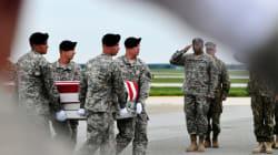 Des soldats canadiens de la mission afghane souffrent de troubles