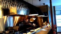 Le nouveau restaurant de Kim Rusk est