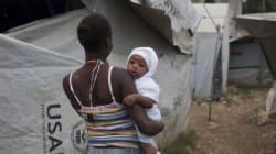 Hausse des cas de choléra en Haïti après