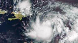 Tempête isaac: 4 morts en Haïti, état d'alerte en