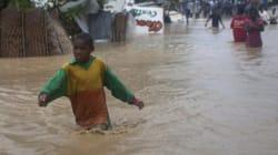 Tempête Isaac: des morts à Haïti, la convention des Républicains