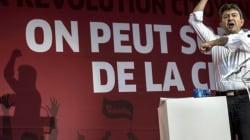 Traité européen: Mélenchon appelle à manifester pour un