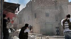 Frente a Siria, solo palabras de la comunidad internacional