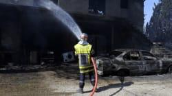 Le suspect mineur de l'incendie des Bouches-du-Rhône n'est autre que le fils du maire de la ville