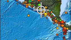 Desactivada la alerta de tsunami en Centroamérica tras un terremoto de 7,4