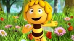 Maya l'abeille va faire le buzz à la