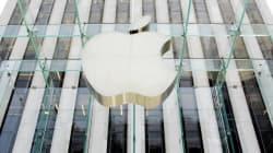 Records en bourse pour Apple, dopé par sa victoire contre