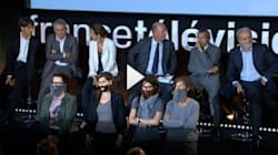 La Barbe interrompt la conférence de presse de France