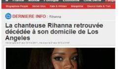Comment est née la rumeur de TF1 annonçant la mort de