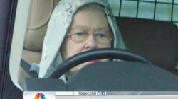 La Reine en capuche dans une Range