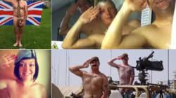 Ils (et elles) posent nu(e)s pour soutenir le prince