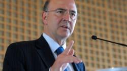 Moscovici revoit à la baisse la croissance en