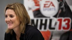 She Shoots, She Scores!: Calgary's Wickenheiser Makes Video Game