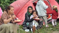 Un camp de 64 Roms évacué à