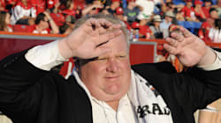 LOOK: Rob Ford's Drunken