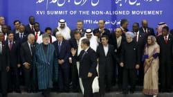 Incident diplomatique: le traducteur remplace