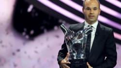 Et le meilleur joueur de l'UEFA N'EST PAS Lionel