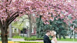The Romantic, Stunning Nuptials Of A Real Wedding