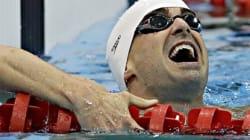 Benoît Huot aux jeux paralympiques de Londres: or et record