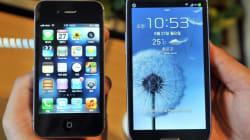 Apple s'en prend au Galaxy S3 et à la nouvelle tablette de