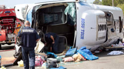 Accident d'autobus dans le Var: un nourrisson mort, 40