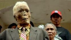 En Indonésie, des momies