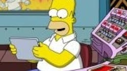 Top applications iPhone: Les Simpson, quel est mon