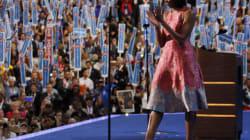 Les commentateurs se pâment devant Michelle