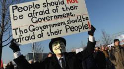 El FBI niega que AntiSec le haya robado datos de usuarios de