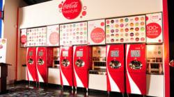 Test Drive: 21 Mixed Coca-Cola