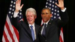 Bill Clinton rappelé au bon souvenir des